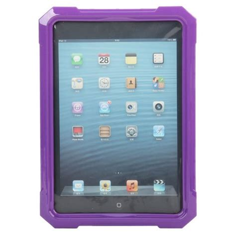 Mini Pg Ipm006 Waterproof Protective Casing Cover Bumper ipega waterproof protective for mini pg ipm006 purple jakartanotebook