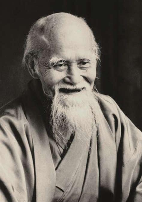 O Sensei Morihei Ueshiba Quotes. QuotesGram O Sensei Morihei Ueshiba