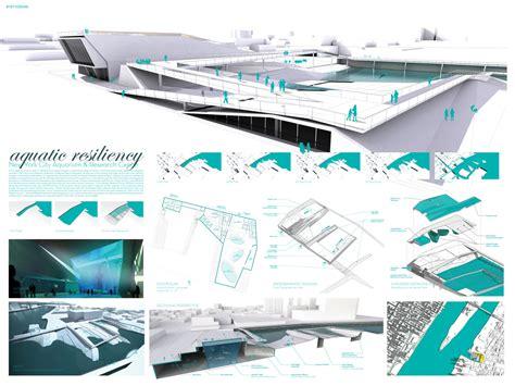 Aquarium Design Criteria | results nyc aquarium public waterfront competitions archi