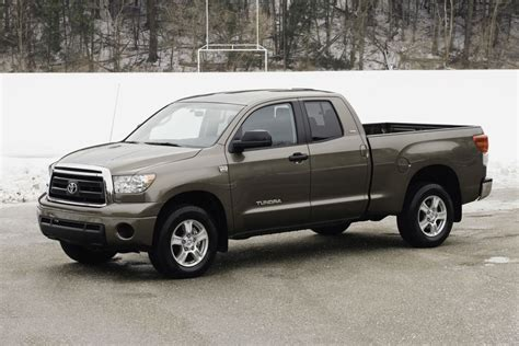 Toyota Canada Foundation The 2011 Toyota Tundra Size Up Embodies Quality