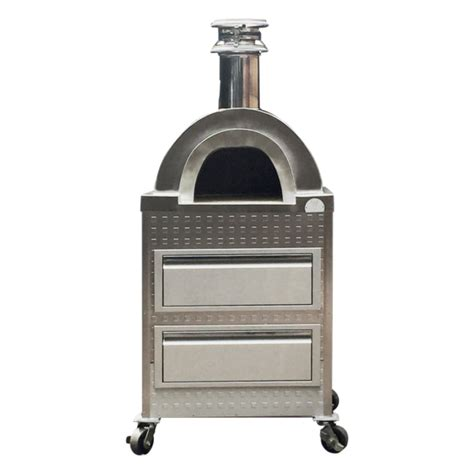 Oven Mobil professional wood fired catering oven mobile pizza oven rental for events
