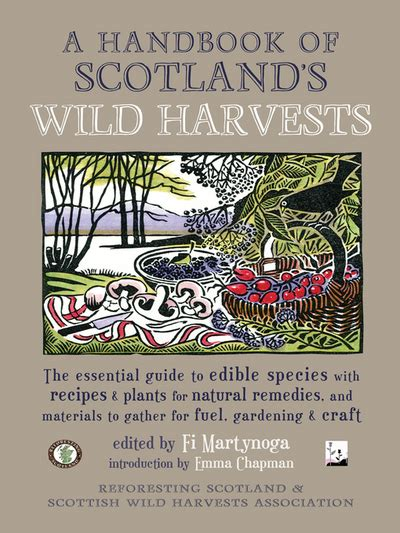 handbook of edible weeds herbal reference library books read a handbook of scotland s harvests the