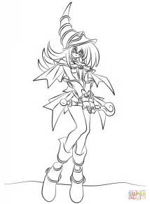 yu gi oh coloring pages magician from yu gi oh coloring page free