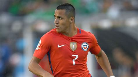 alexis sanchez lost possession alexis s 225 nchez played well while hurt for chile vs