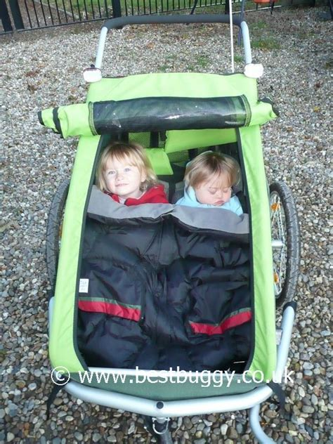 croozer kid   review  buggy