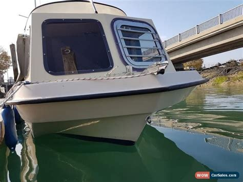 dory fishing boats for sale uk seahog shortie fishing boat dory for sale in united kingdom