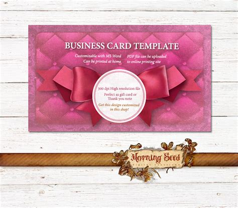 business card display template business card custom design jewelry holder template