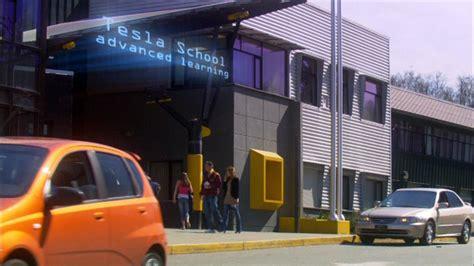 Tesla High School Tesla High School Eureka Die Geheime Stadt Wiki