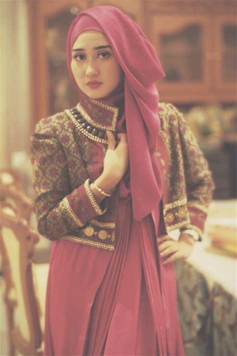 design batik hijab dian pelangi hijab and modest fashion pinterest