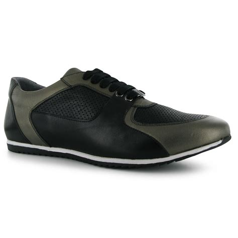 versace sport shoes versace collection mens trainer synthetic sole lace up