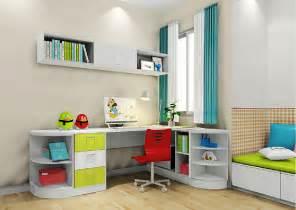 kids room desk 3d interior design kids room corner desk