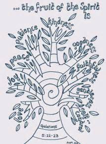 fruit of the spirit coloring pages free coloring pages of fruit of holy spirit