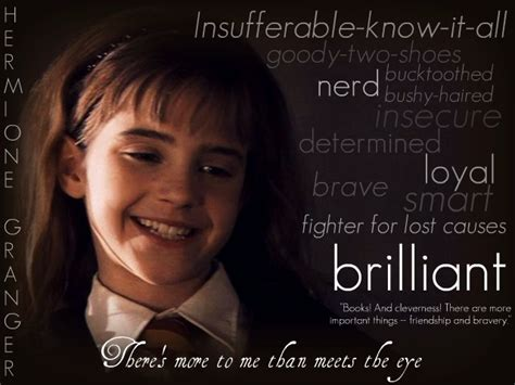 All About Hermione Granger by Hermione Granger Quotes Quotesgram
