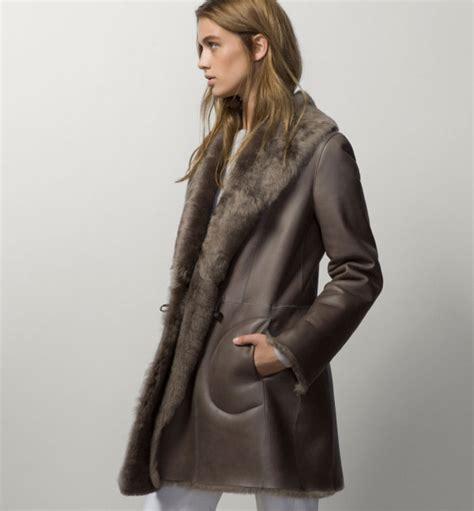 abrigos de cuero mujer cat 225 logo massimo dutti para mujer oto 241 o invierno 2017