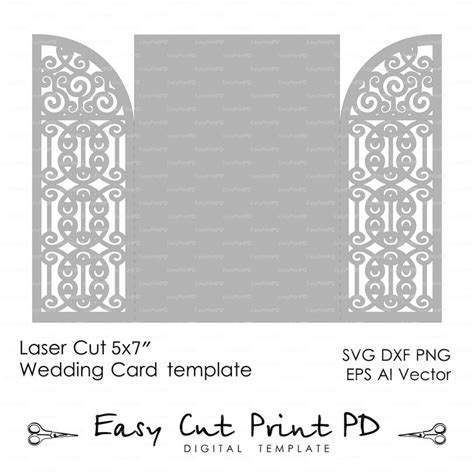 free wedding gate fold card template silhouette 1000 images about silhouette on silhouette