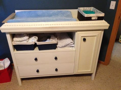 Baby Changing Table Dresser Combo Baby Dressers And Changing Tables Average Josephine Makes A Baby The Big Nursery Purchase