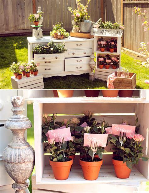 Garden Baby Shower Decorations by Rivernorthlove Garden Bebe Shower