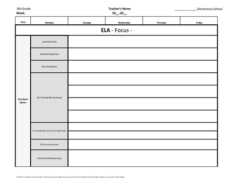 lesson plan template aligned with common core common core lesson plan template novasatfm tk