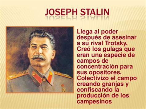 resumen de la biografia iosif stalin resumen de la biografia iosif stalin la revolucion rusa