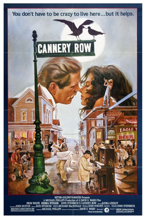 cannery row  review film summary  roger ebert