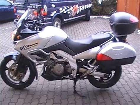 Suzuki Motorrad Youtube by Suzuki Dl 1000 V Strom Bj 2004 Gebrauchtes Motorrad Youtube