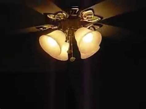 huntington bay ceiling fans hton bay 52 quot huntington iii ceiling fan youtube