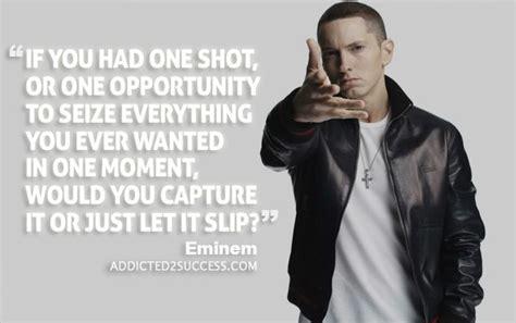 eminem quotes about success 87 motivational eminem quotes