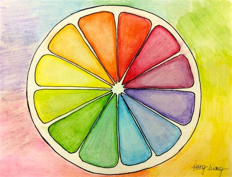 creative color wheel color wheel in art www imgkid com the image kid has it
