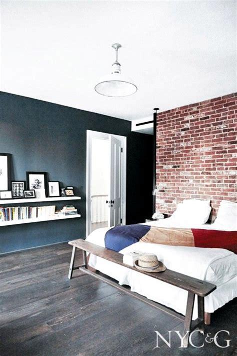 Bedroom Ideas Exposed Brick Best 25 Brick Wall Bedroom Ideas On Exposed