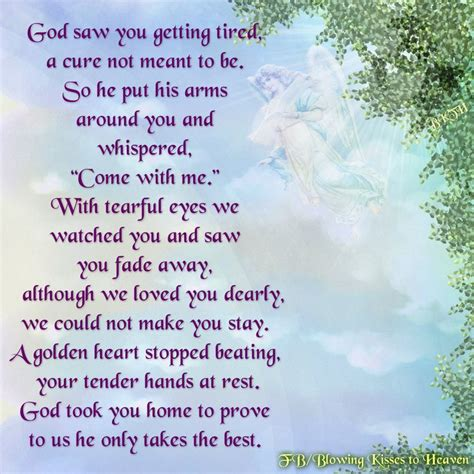 You D Be So To Come Home To by God Saw You Were Getting Tired Sayings God
