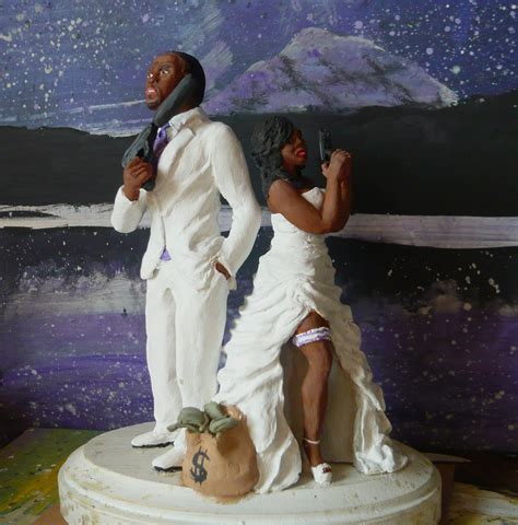 Buy a Hand Made Custom Wedding Cake Topper, made to order