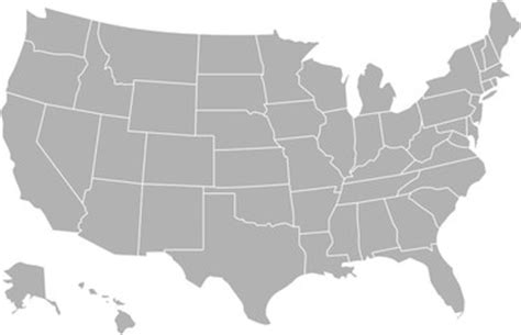 america map grey search photos map