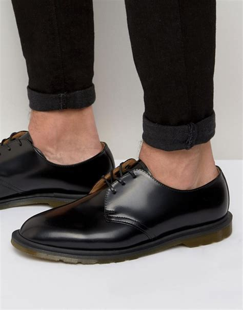 Sepatu Dr Martens Low Leather 03 dr martens dr martens made in archie shoes