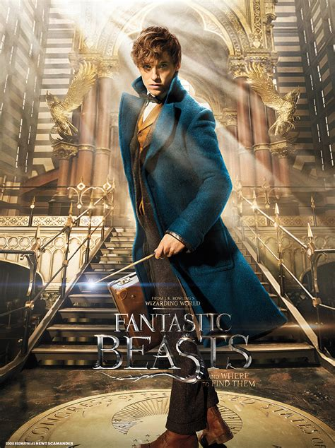 fantastic beasts and where to find them the book guide to and tv in 2016 cities