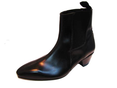 mens beatle boots reserved for hawkbabi07 s vintage black leather