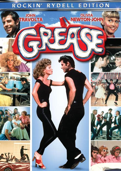 Grease Dvd Launch grease dvd release date