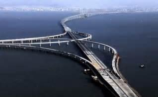 Qingdao Haiwan Bridge world s longest cross sea bridge my sweet world
