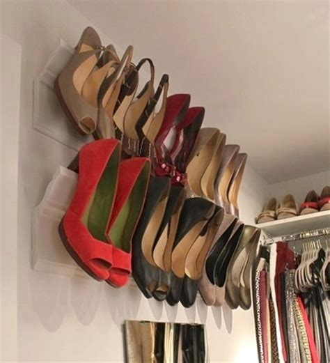 The Most Simple Shoe Closet Ideas Advice For Your Home Decoration 50 Brilliant Easy Cheap Storage Ideas Lots Of Tips And Tricks