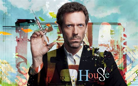 What Of Doctor Is House On Tv Dr House Wallpaper 8