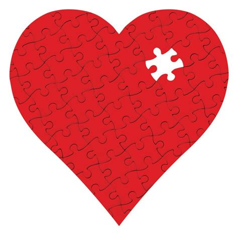 valentines puzzle s puzzle s day card paper house
