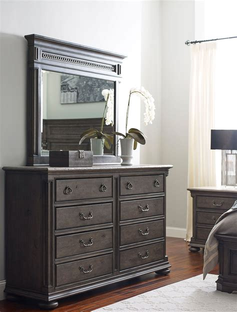 logan bedroom furniture greyson logan panel bedroom set 608 304p kincaid