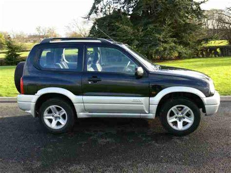 Suzuki Grand Vitara 2003 Specs 2003 Suzuki Grand Vitara Black 200 Interior And
