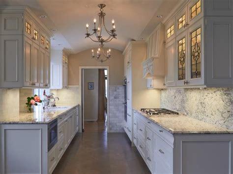 galley kitchens hgtv