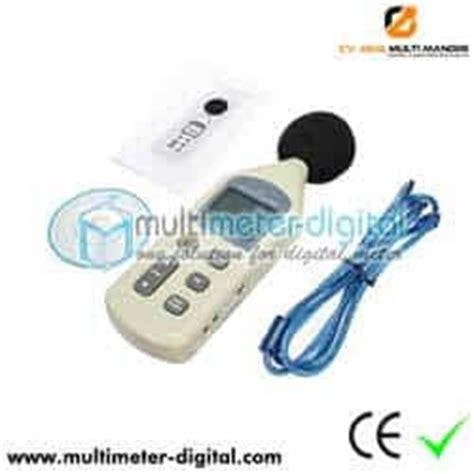 Alat Ukur Kebisingan sound level meter digital amf 013 cv jmm