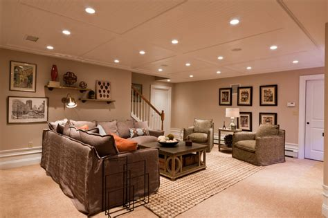 best basement lighting options