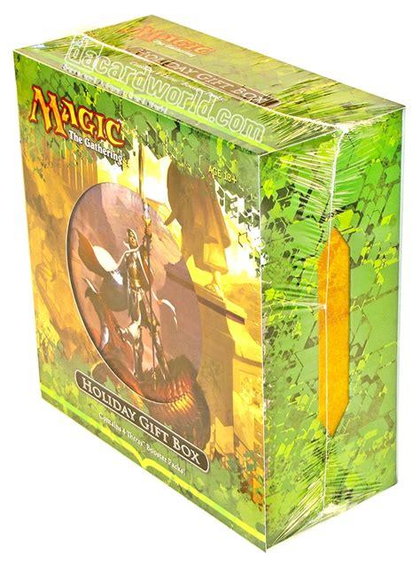 Magic The Gathering Gift Card - magic the gathering holiday gift box 2013 da card world