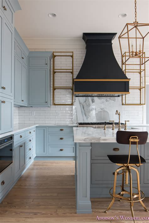 kitchen design backsplash in kitchen modern shaker cabinets classic vintage modern kitchen blue gray cabinets inset
