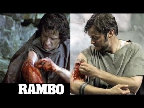 film rambo first blood youtube rambo quot first blood quot special effects fx reboot youtube