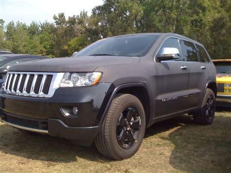 matte jeep grand black grand matte black 2011 grand