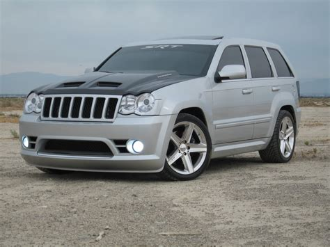 Srt8 Jeep 2008 2008 Jeep Grand Srt8 Wallpaper Jeep Srt8